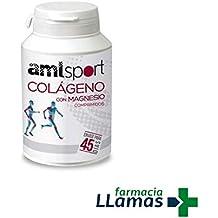 Ana Maria Lajusticia COLAGENO MAGNESIO SPORT ANAMARIA LAJUSTICA 270 COMPRIMIDOS 0.725GR CADA UNO