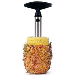 SODIAL(TM) Sbuccia l'ananas in acciaio inox