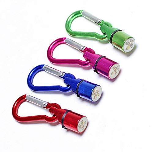 PiniceCore Aluminium wasserdichte Sicherheits-Kragen-Tag hängende kühler blinkende LED Krägen Tag für Hund Katze Haustier Zubehör -