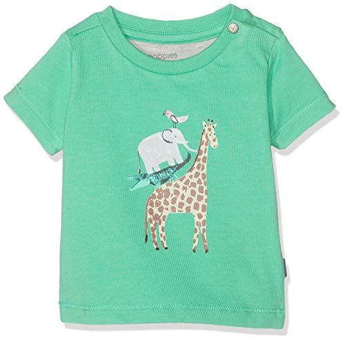 Noppies Baby-Jungen T-Shirt B Tee Slim ss Saratoga Grün (Katydid P036) 68