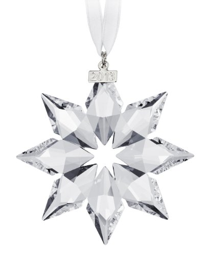 Swarovski Christmas Ornament Stern Annual Edition 2013, 5004489