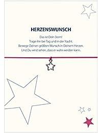 7 cm H/öhe Andenken PS/&P Christbaumkugel Rot Geschenk Berlin Souvenir