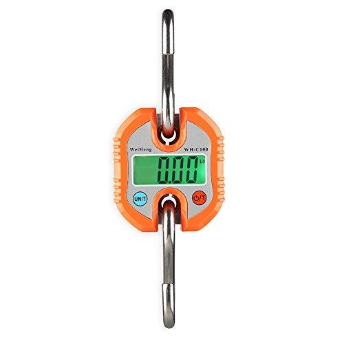 favourall 150kg Electrónica Báscula grúa Digital grúa Balanza colgante batería de la...