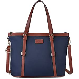 Bageek Handtasche Damen Shopper Tasche Große Damen Taschen Nylon Handtaschen Shopper Umhängetasche Damen Groß Designer Taschen