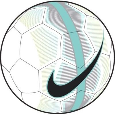 Nike Mercurial Veer Football (SC3022-100),White  available at amazon for Rs.1356