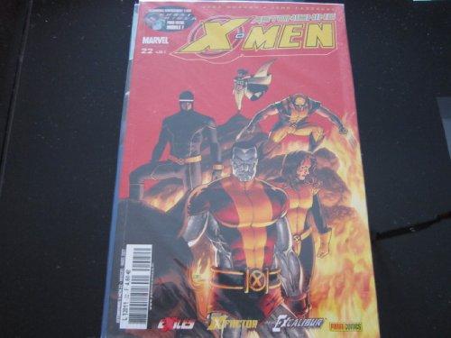 ASTONISHING X-MEN N° 22 (2007) comics vf