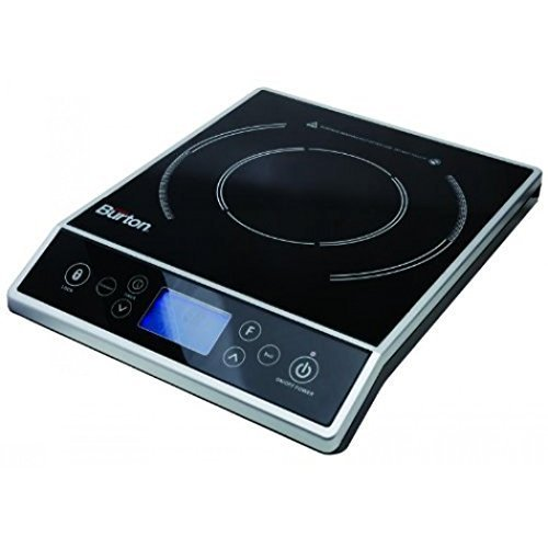 Max Burton 6400 Digital Choice Induction Cooktop 1800 Watts LCD Control by Max Burton - 6400 Lcd