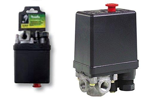 Cevik CA-871/2 Druckschalter, mit Ventil, 4-Wege, 2PS, 8bar (Ps 0,25 Motor)
