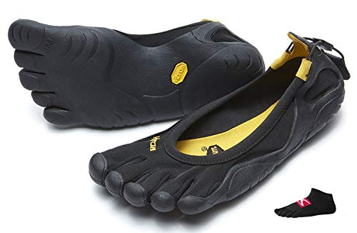 Vibram Vibram FiveFingers Classic - Damen schwarz in Gr. 39 - Sneaker