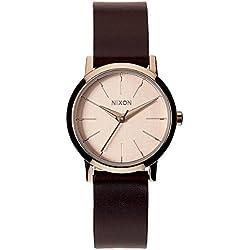 The Kenzi Leather Watch by Nixon