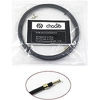 Chooee 3000 mm, Freno de Disco, Juego y 4 Aceitunas e Inserto de conexión para Shimano, Conjunto BH90