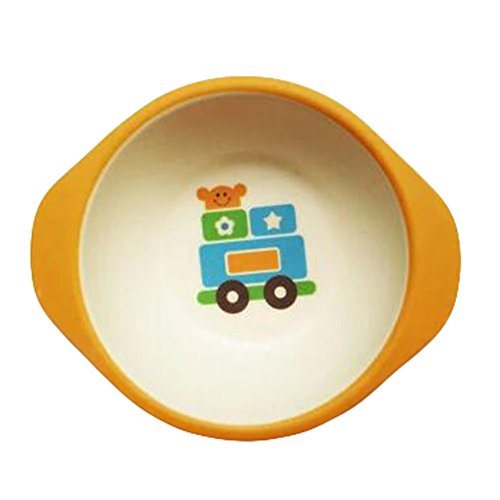 r Kinder Cartoon Nette Schüssel Salat Schüssel, H (Kunststoff-platten Aufgeteilt)