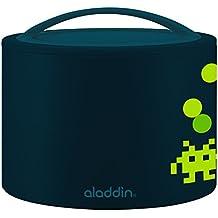 Aladdin 32433 - Fiambrera para el almuerzo para niños, color azul marino