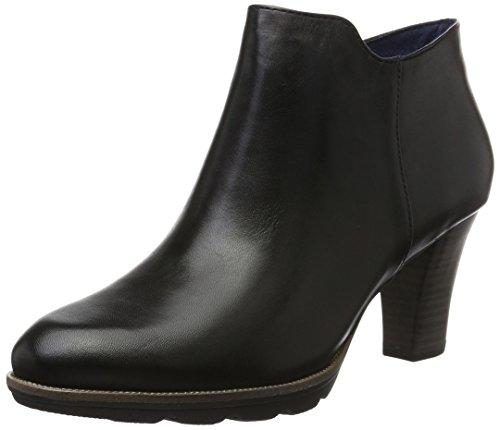 Tamaris - 25309, Stivaletti Donna Nero (Black Leather 003)