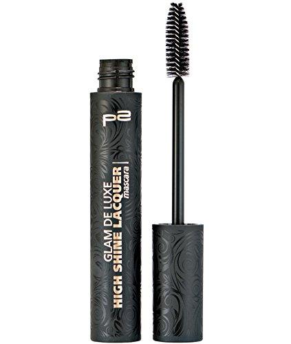p2 cosmetics Glam De Luxe High Shine Lacquer Mascara, 3er Pack (3 x 9 ml)