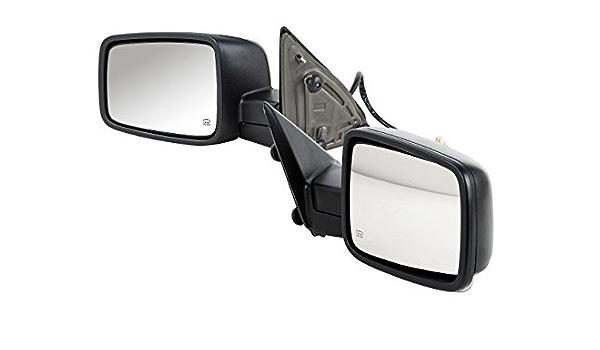 Spiegel Außenspiegelkomplettset Fahrer Beifahrerseite Elektrisch Einstellbar Beheizbar Inkl Led Blinker 2009 2012 Auto