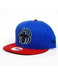 New Era - Casquette Snapback Homme Spiderman 9Fifty Reverse Hero
