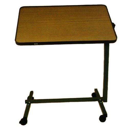 CareLiv Bett Tisch Metall Betttisch Laptoptisch Pflegebett ungeteilte Tischplatte