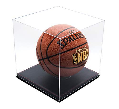 Combination of Life Deluxe Acryl Full Size Basketball Vitrine Memorabilia Holder
