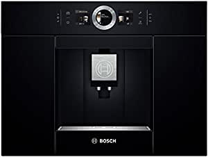 Bosch CTL636EB1 Coffee Maker – Coffee Makers (Built-in, fully-auto, Espresso Machine, Coffee Beans, Ground Coffee, Black, Stainless Steel)