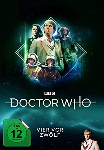Doctor Who (Fünfter Doktor) - Vier vor Zwölf [2 DVDs]