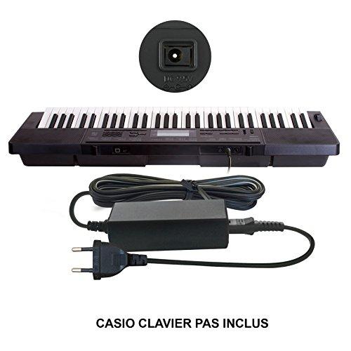 abc-products-remplacement-casio-dc-95v-95v-volt-adaptateur-secteur-mur-cable-ad-e95100le-ad-e95100l-