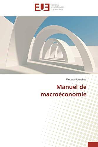 Manuel de macroéconomie par Moussa Boureima