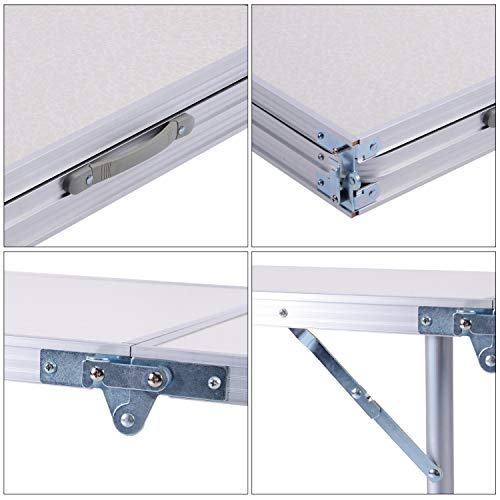 Zoom IMG-2 sunflo tavolo pieghevole 1 8