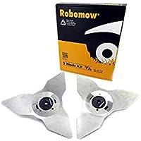 Robomow 2Kit von Klingen für RS/TS/MS