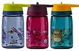 McKINLEY Trinkflasche Triflip Kids 0.35 - rot/print, Größe:0.35
