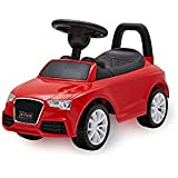 Kids Ride On Push Along Sliding Toy Sports Racing Car Vehicle Audi Style Great