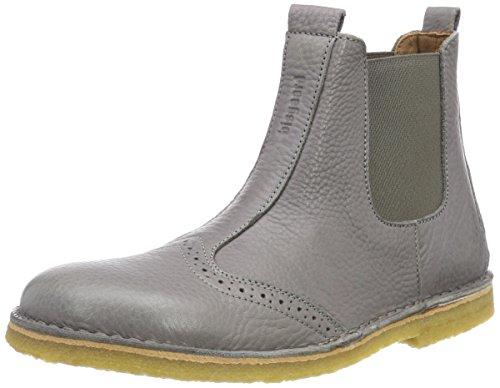 Bisgaard Unisex-Kinder 50203218 Chelsea Boots, Grau (408 Grey), 30 EU