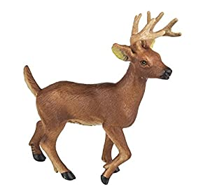 Safari S291229 Wild North American Wildlife Hebilla en miniatura