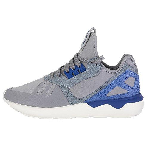 adidas Tubular Runner W - S81258 - Couleur: Blanc-Bleu-Gris - Pointure: 38.6