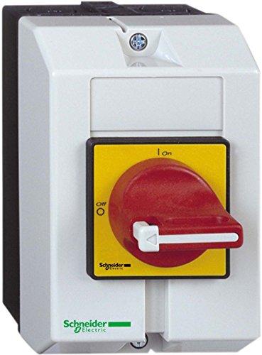 Schneider Electric VCF0GE Schalter seccionadores im Luxuskoffer Arbeitslosigkeit von Notfall, 20A, 690V