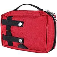 TUANMEIFADONGJI Erste-Hilfe-Kit Nylon wasserdicht und reibungsfest Multifunktionale Erste-Hilfe-Tasche Wandern... preisvergleich bei billige-tabletten.eu