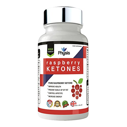 Raspberry Ketones – Weight Loss Supplement – 1000milligram – For Men and Woman – 30 Day Supply