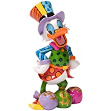 Disney Britto Figur Onkel Dagobert mit Geldsaecken