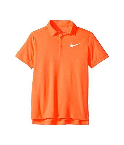 Nike B Dry Tennis Polo, Kinder Mehrfarbig (Tart / weiß)