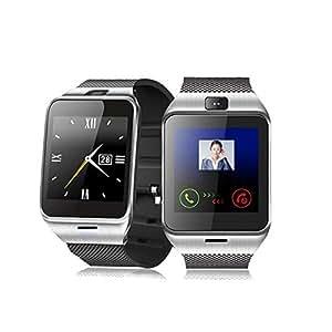 ELEGIANT GV18 Lntelligente SmarMontre Watch Etanche Bluetooth 3.0 Sommeil Surveillance phone NFC Camera TF Card Bracelet pour Téléphone Android Samsung, Xiaomi , HTC, Sony, LG, Huawei, ZTE, OPPO etc