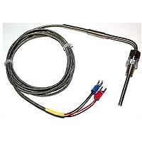 Generic GT K Typ 2 m EGT K ype Thermocoup Sonda de Escape P Alta Temperatura GH Te Tipo Termopar anuncios nuevos sensores Hilos