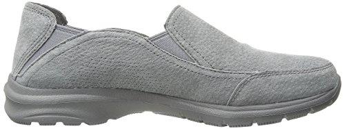Vivo Skechers Sneaker Chillax Relaxado Moda Carvão xUYFgq6Hw
