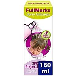 FullMarks Spray Antipiojos y liendres 150 ml