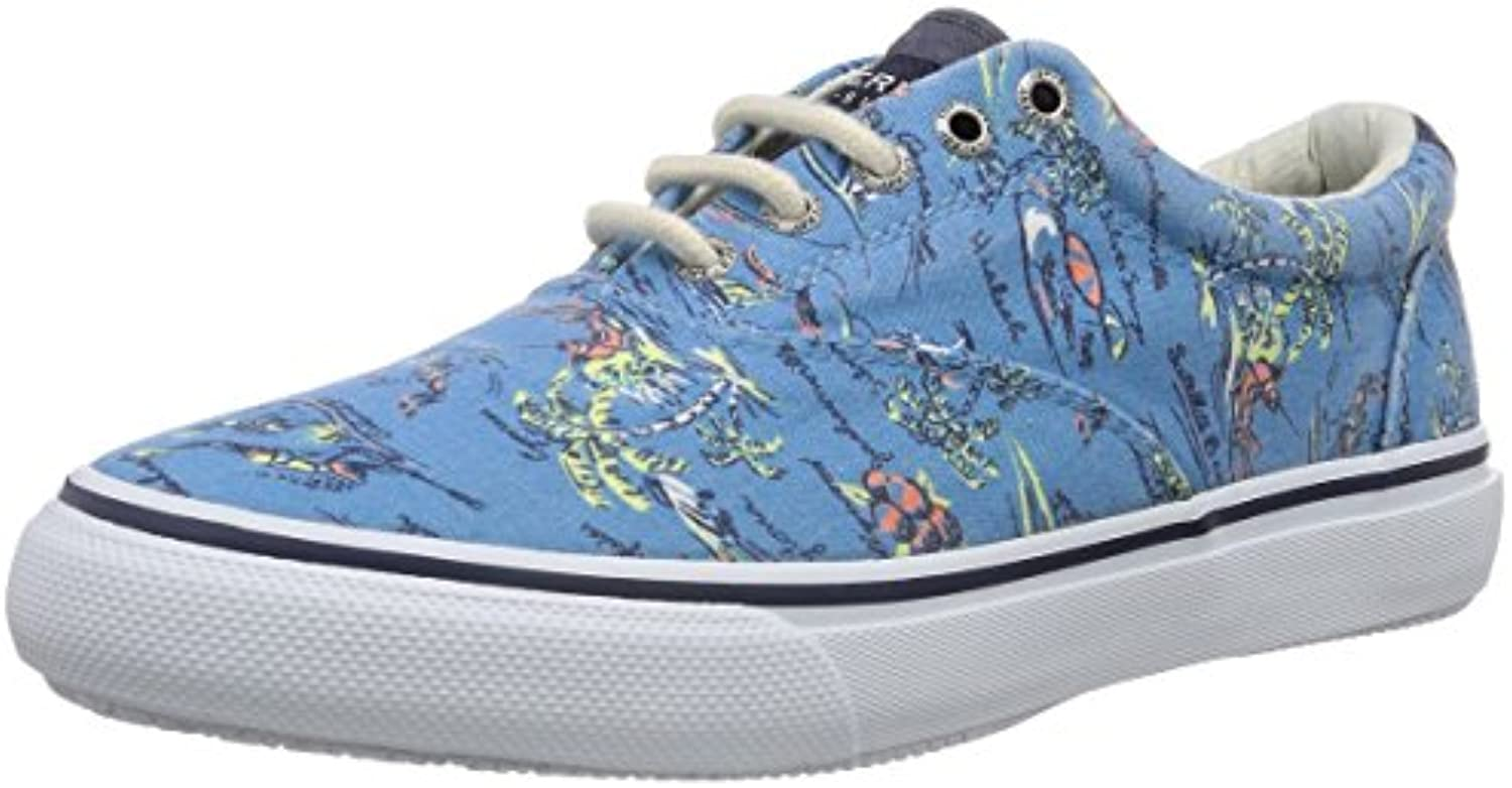 Sperry Striper CVO Hawaiian Print  Herren Sneakers