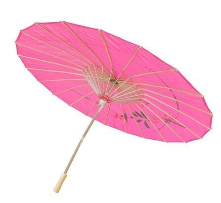 Pasabideak Chinesischen Regenschirm Frau Handgemachte Blume Dekorative Sonnenschirm Zubehör für Hochzeitstanz Ourdoor Regenschirm mädchen Geschenk