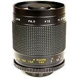 Objectif 500mm macro Opteka pour tous les boitiers Canon EOS numériques