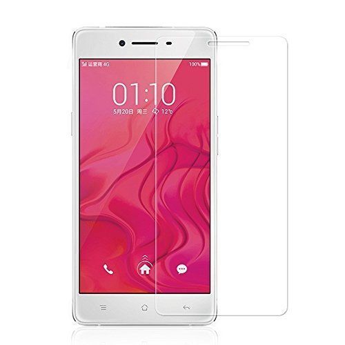 M.G.R Oppo A33F [3D Touch Compatible - Tempered Glass] Screen Protector with [9H Hardness] [Premium Crystal Clarity] [Scratch-Resistant]