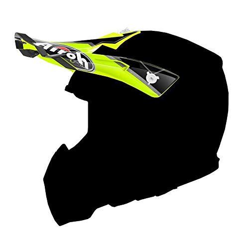 Airoh Aviator 2.2di ricambio per/MX Helmet Peak-Cairoli Mantova giallo