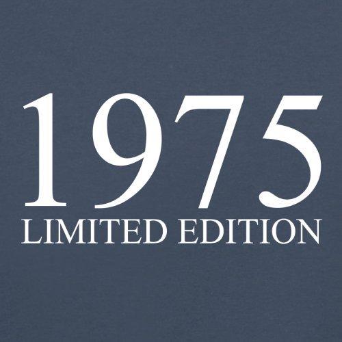 1975 Limierte Auflage / Limited Edition - 42. Geburtstag - Herren T-Shirt - 13 Farben Navy