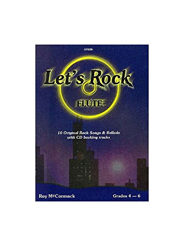 Let's Rock (+CD) : for Flute